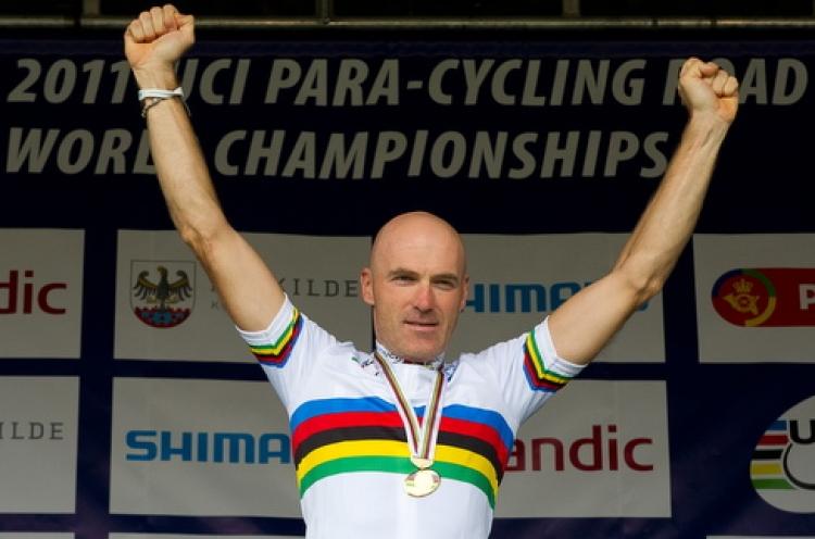 Michele Pittacolo estará presente en la Vuelta a San Juan Inclusiva